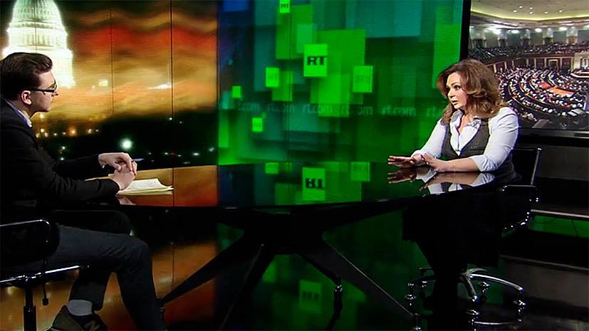 «В моей встрече с Трампом-младшим не было политики»: адвокат Наталия Весельницкая — в интервью RT
