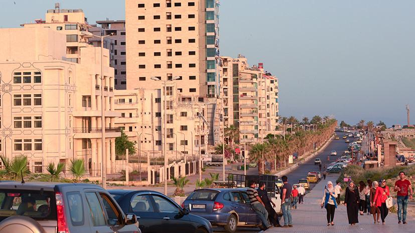 Бизнес-путь в Сирию: кто станет первым инвестором в послевоенных Латакии и Хасье