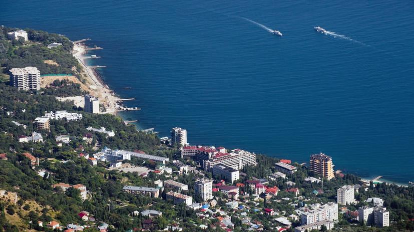 «Захлёбывается в истерии»: в Крыму ответили на планы Киева по возвращению полуострова посредством санкций