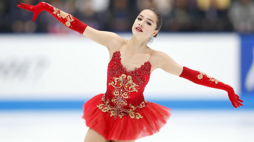 Битва за Пхёнчхан: в Санкт-Петербурге стартует чемпионат России по фигурному катанию
