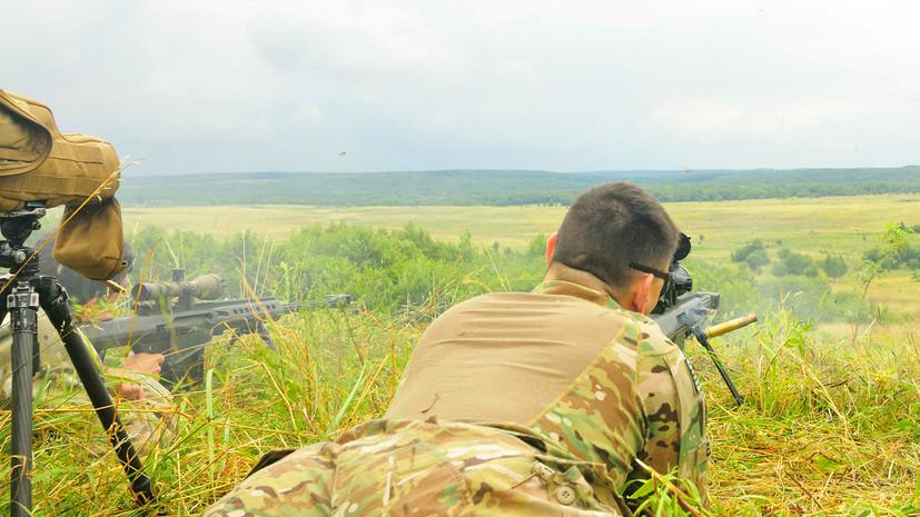 Вашингтон одобрил сделку по продаже снайперских винтовок Украине на $41,5 млн