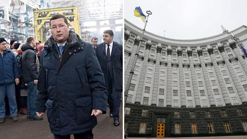 Помощника премьера Украины задержали за шпионаж в пользу России