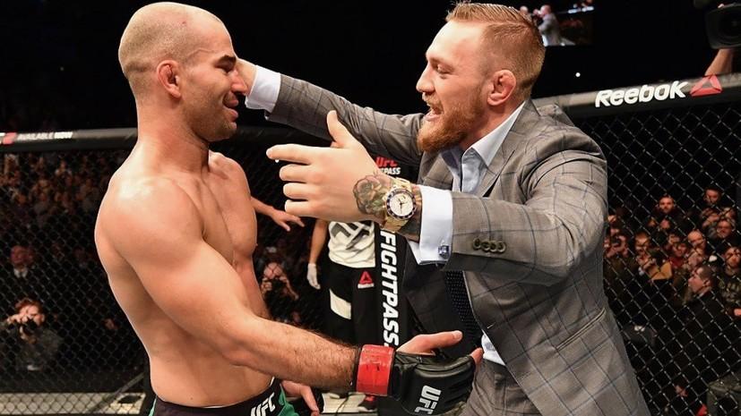 «Путин и Макгрегор — лучшие в своём деле»: боец UFC Лобов о визите в Кремль, дружбе с ирландцем и ссоре с Нурмагомедовым