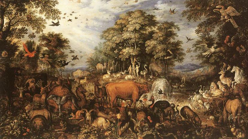 вымершие животные и где они обитали.
