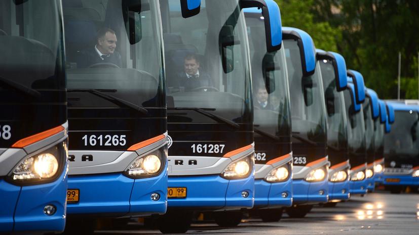 Госдуму просят разрешить использовать электронные билеты в междугородних автобусах