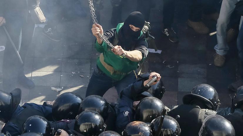 «Уважаемые бандиты»: почему украинские суды продолжают оправдывать националистов