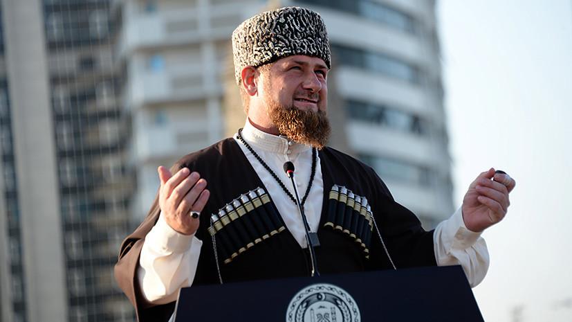 «Заберём и уничтожим»: Кадыров рассказал о направленных в Россию террористах