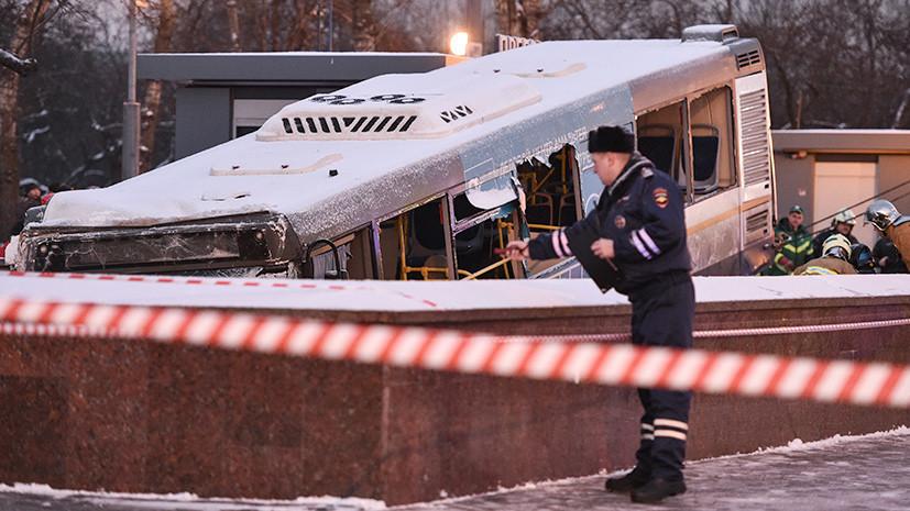 «Машина не реагировала на торможение»: что могло стать причиной ДТП с автобусом в Москве