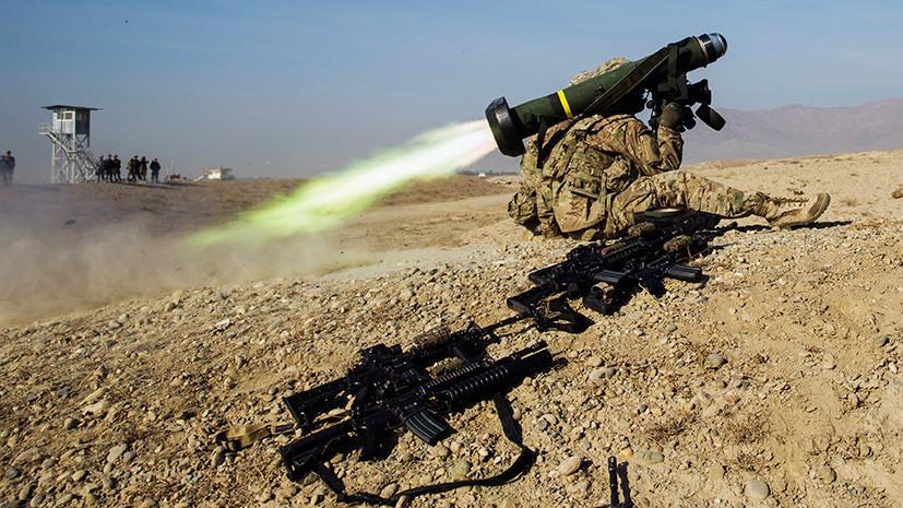 «Полноценные участники необъявленной войны»: к чему могут привести поставки летального оружия из США и Канады на Украину