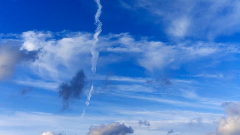 Самолёт, ракета или метеорит: что напугало жителей Симферополя