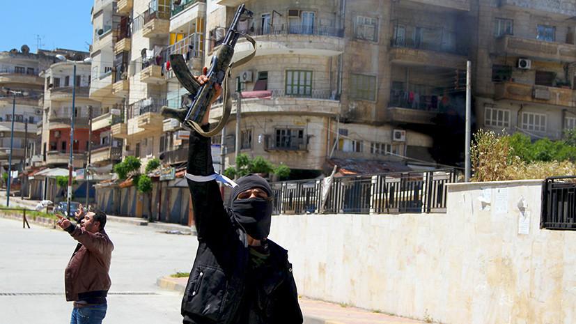 «Сопротивляются за счёт помощи извне»: когда в Сирии может быть разгромлена группировка «Джабхат ан-Нусра»