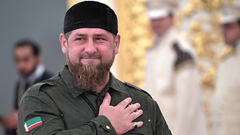 «Спокойно отношусь к мышиной возне»: Кадыров ответил компании Facebook на блокировку своих аккаунтов в соцсетях