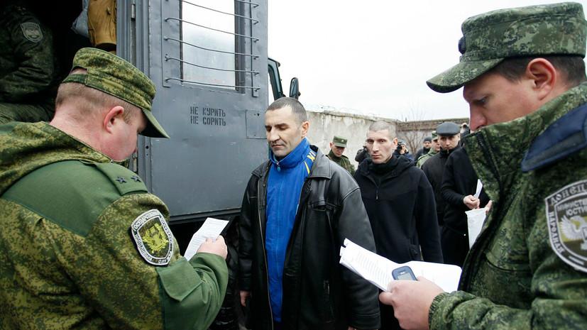 Кремль ответил на заявление Порошенко об обмене заключённых украинцев