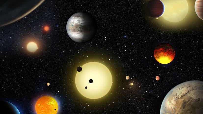 Какие главные открытия сделали астрономы в 2017 году