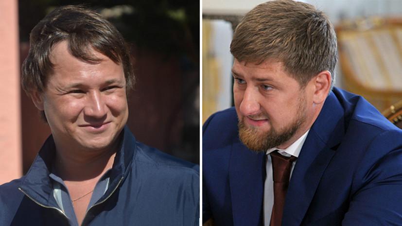 Как бывший почётный консул Сейшел завладел аккаунтом Кадырова