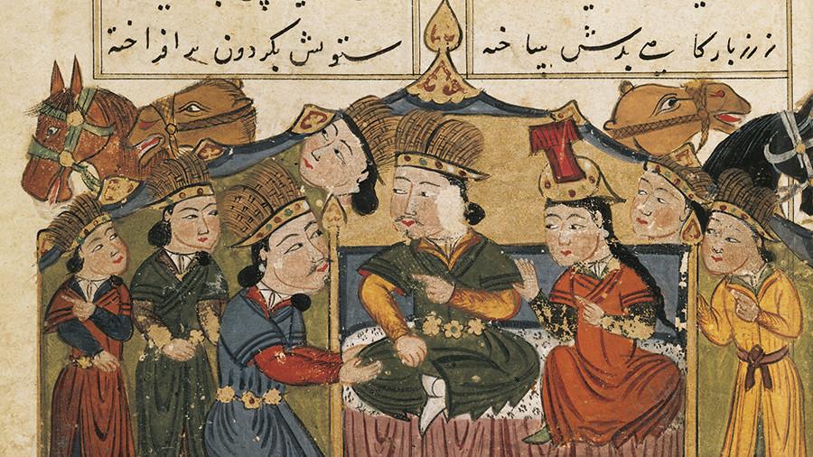 Исторические узы: как московские князья породнились с потомками Чингисхана