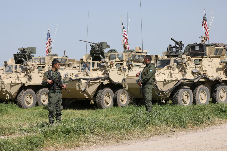 Больше не нужны: как в Пентагоне объяснили отказ от поставок оружия сирийским курдам