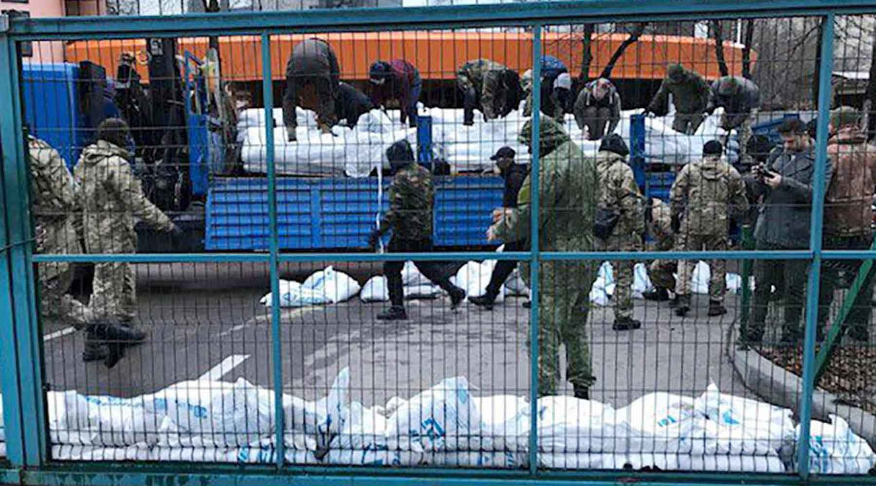 Почему украинские радикалы заблокировали здание телеканала в Киеве