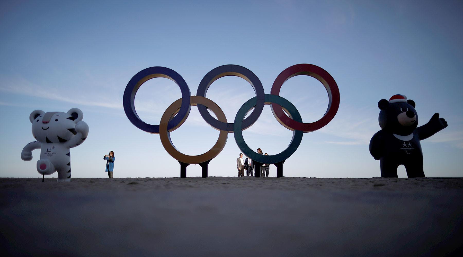 Русских  спортсменов наОлимпиаду-2018 могут непустить