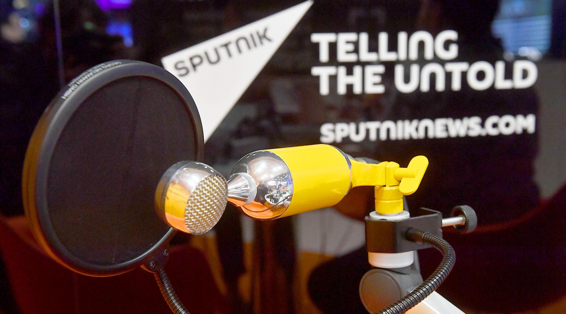 Вторую компанию-вещателя радио Sputnik в США могут признать иноагентом