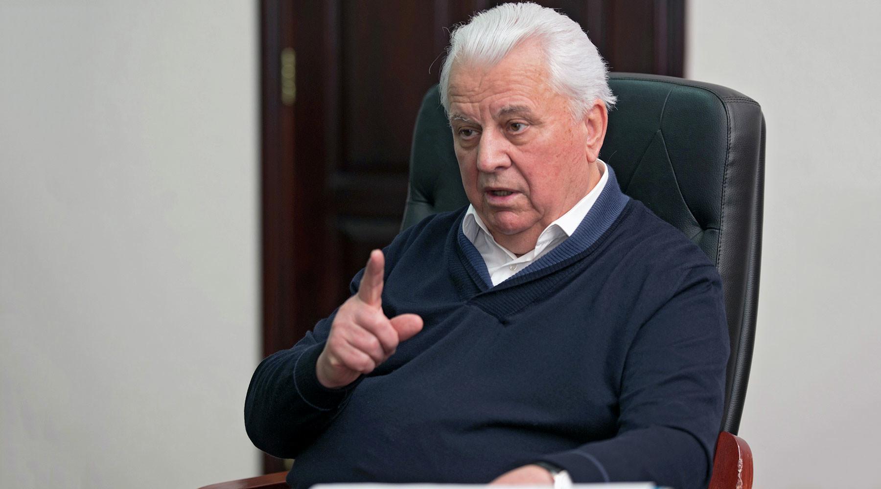 Кравчук: вопрос принадлежности Крыма вмомент раздела СССР не подымался