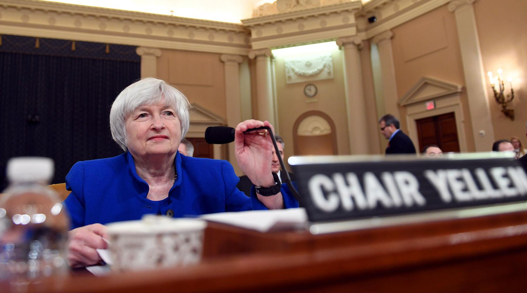 Federal Reserve увеличил учетную ставку вСША