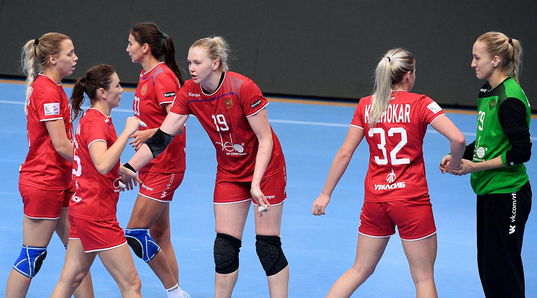 Норвегия обыграла Российскую Федерацию вчетвертьфиналеЧМ погандболу