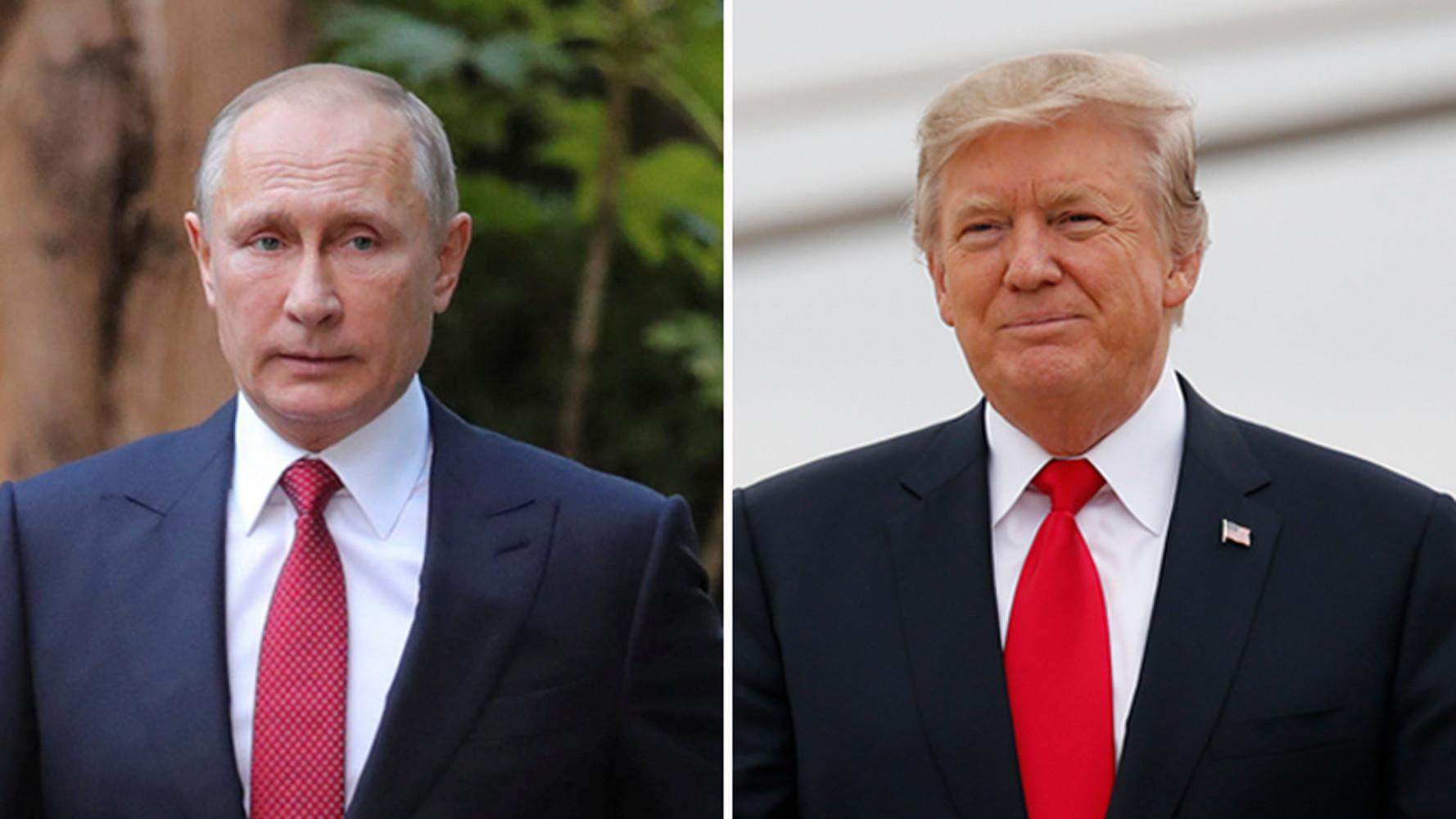 Путин и Трамп провели телефонные переговоры по КНДР