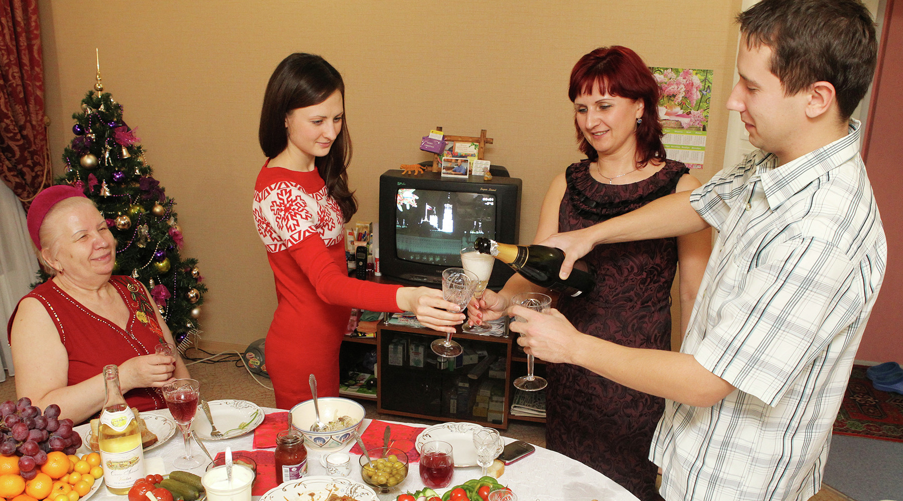 В государственной думе посоветовали разрешить россиянам выбрать, что смотреть вновогоднюю ночь