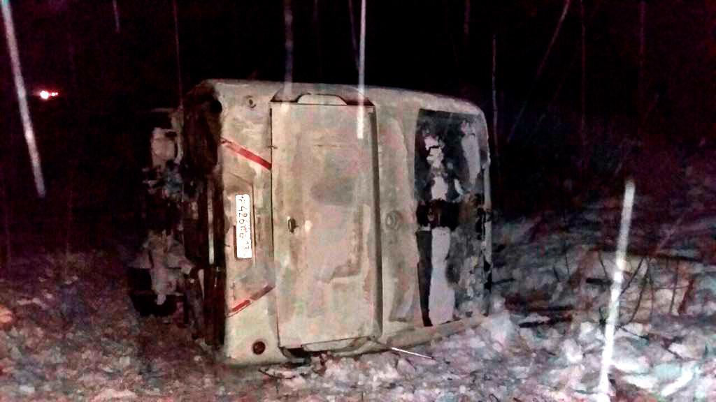 В Минздраве Иркутской области уточнили число пострадавших в ДТП