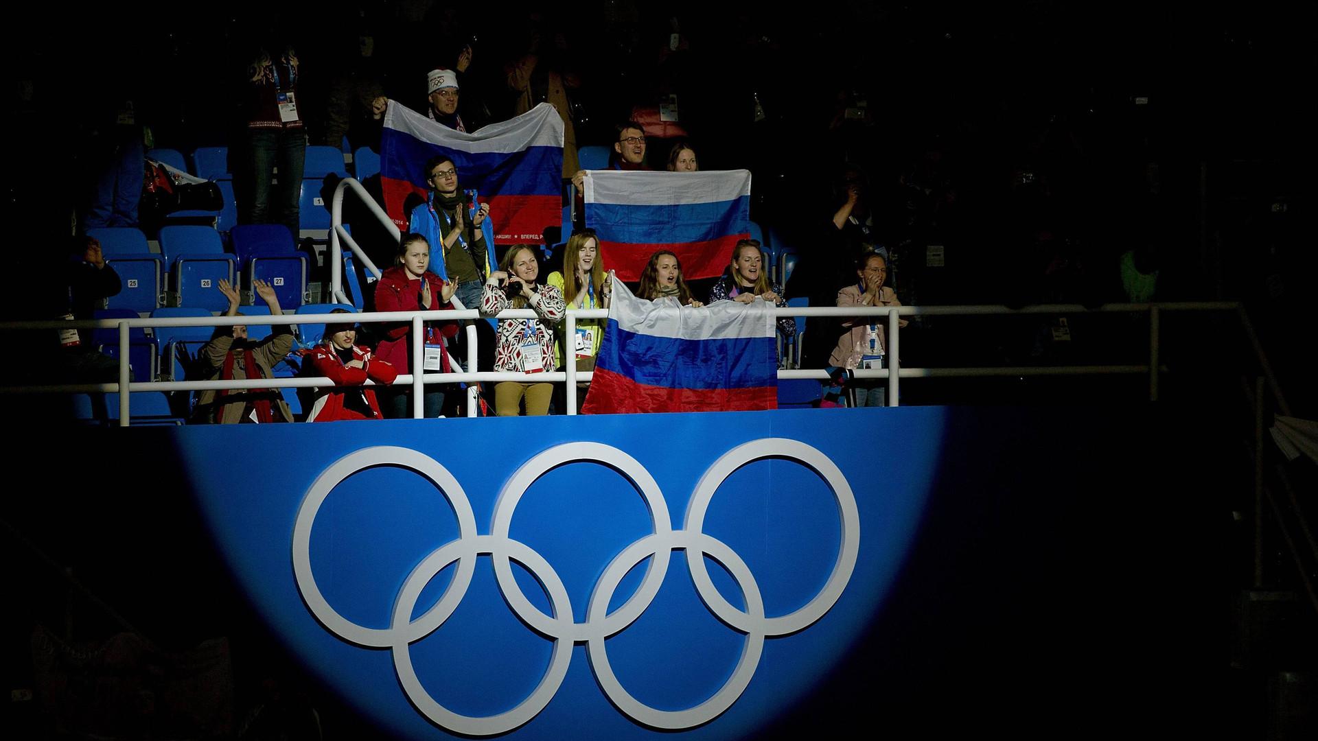 Наформе русских олимпийцев небудет флага игерба
