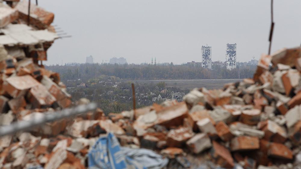 «Ответственность ложится на Украину»: российские офицеры–наблюдатели покинут Донбасс