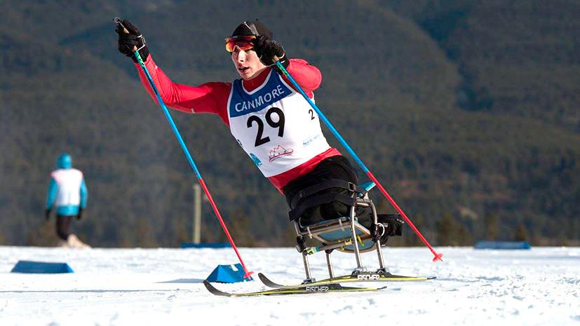 Удмуртский спортсмен Владислав Лекомцев завоевал две серебряные медали побиатлону вКанаде