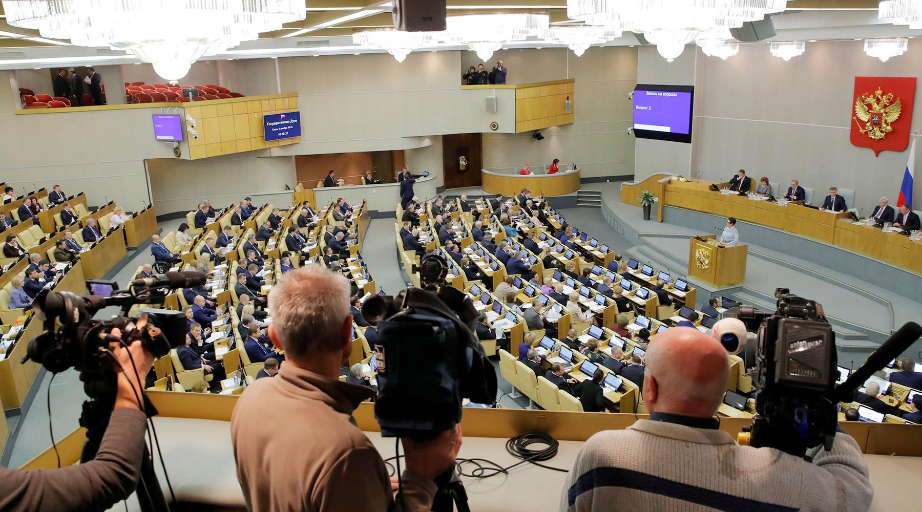 Как будет действовать закон о выплатах на первенца, принятый Госдумой