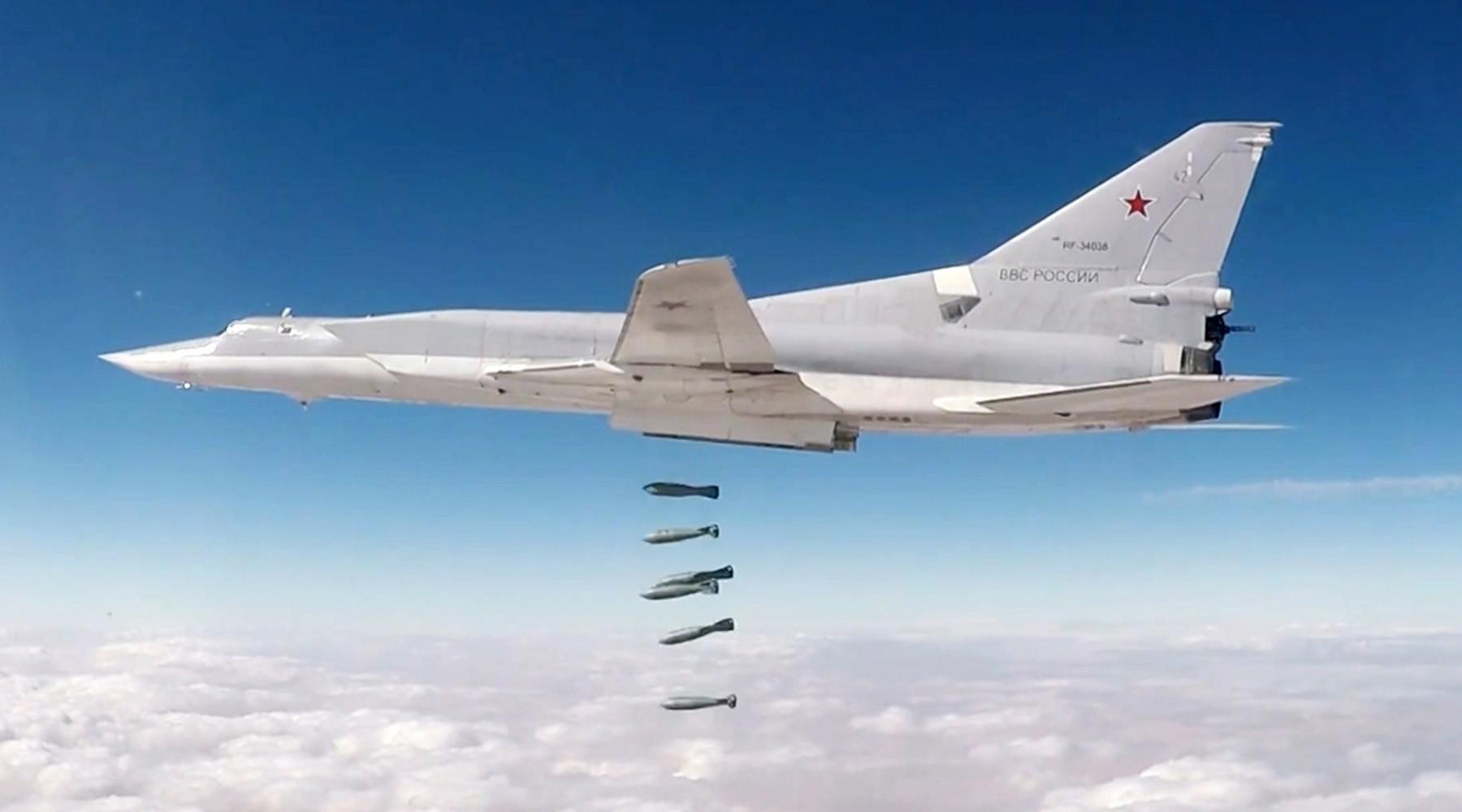 Небесный ядерный щит: на что способна стратегическая авиация России