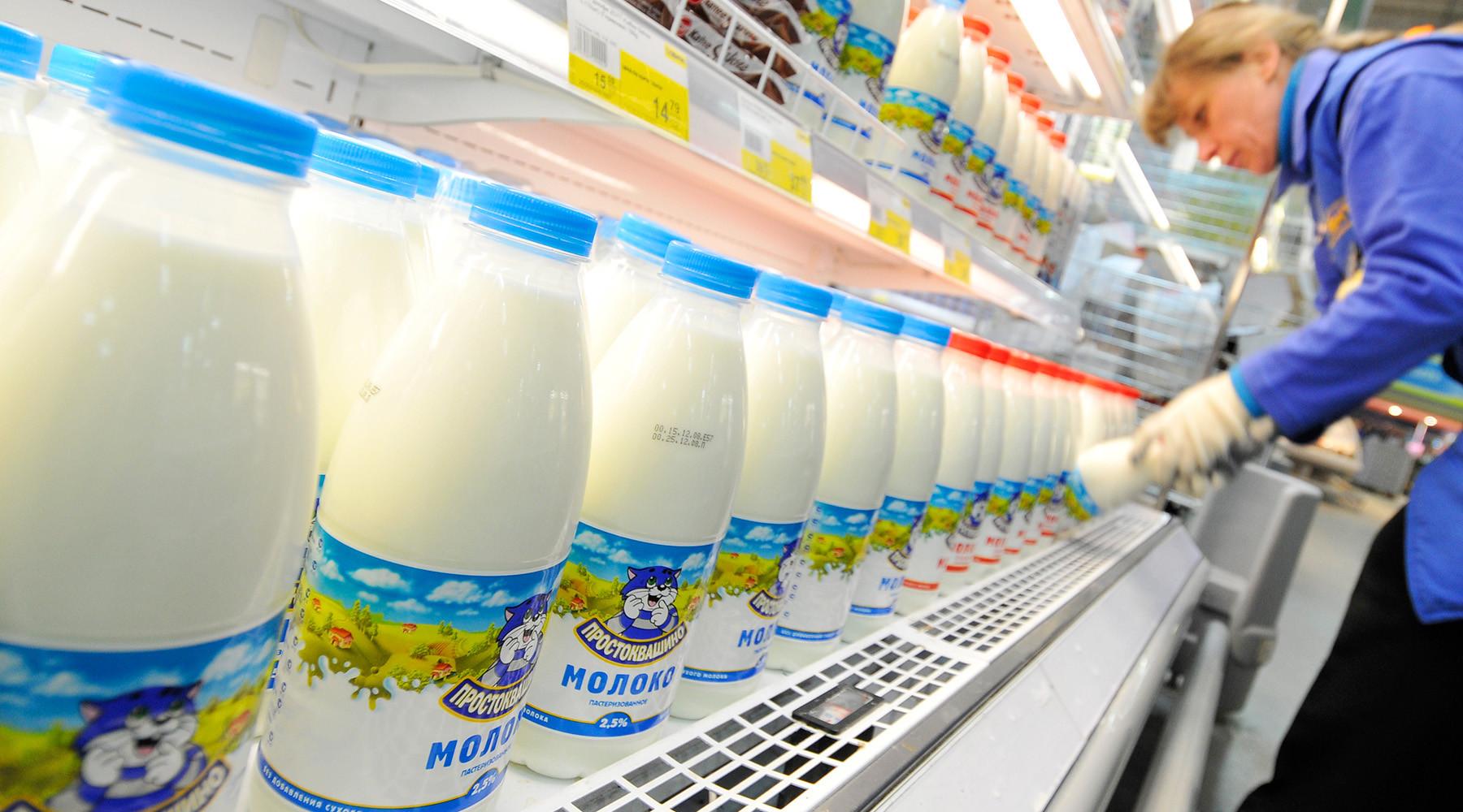 Россельхознадзор и Danone готовы судиться из-за антибиотиков в молоке