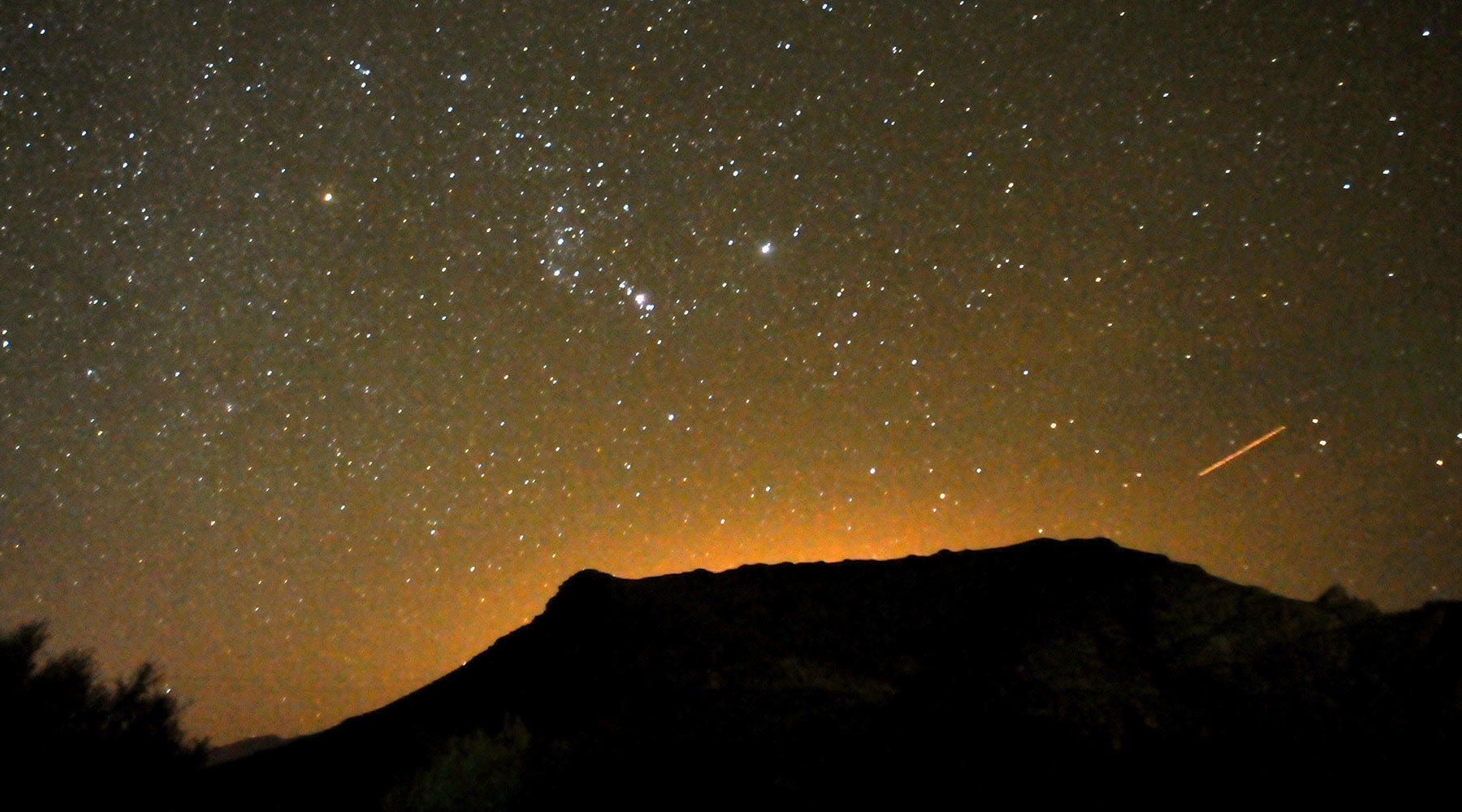 В первый день Нового года земляне смогут увидеть суперлуну