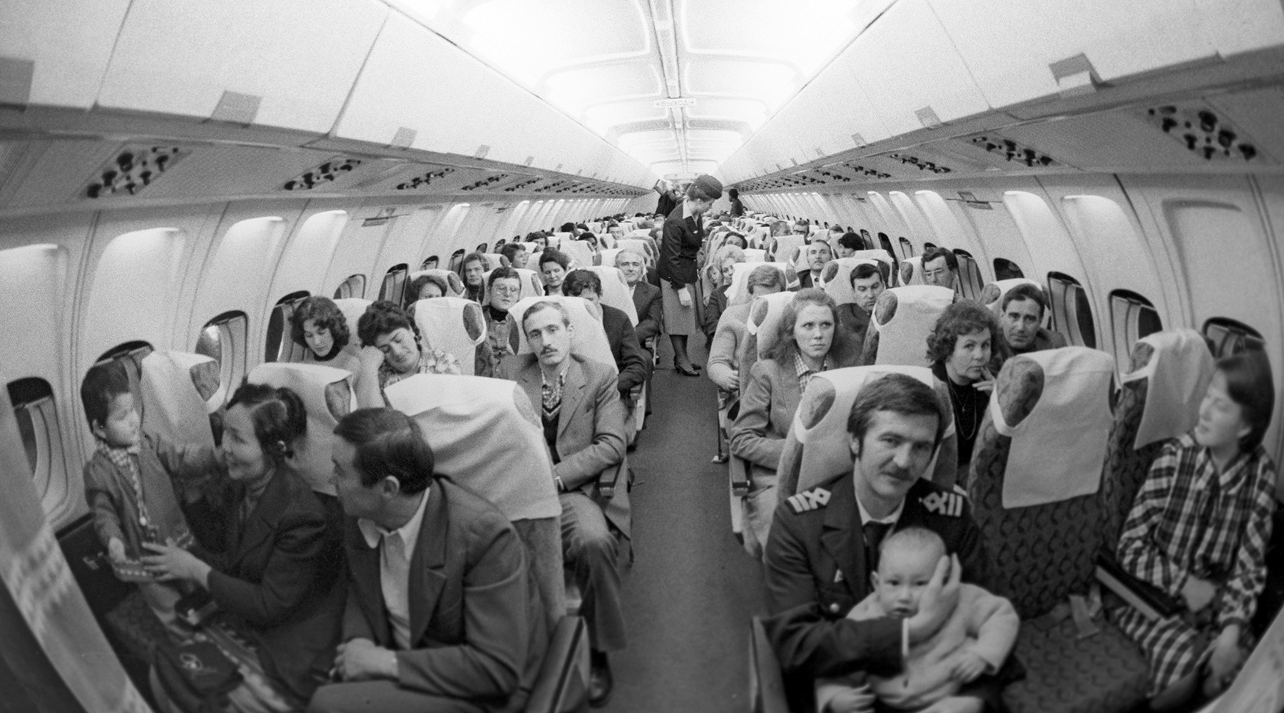55 лет назад в небо поднялся флагман дальнемагистральной авиации СССР Ил-62