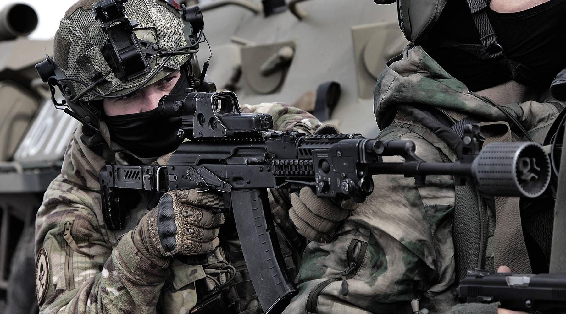Как нанотехнологии используются в военном деле