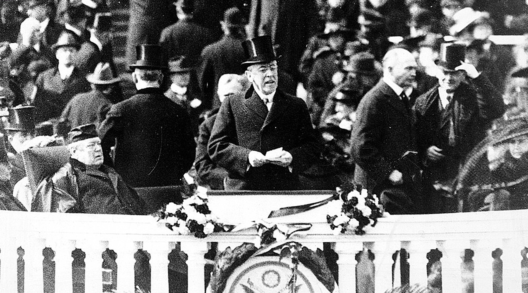 Доктрина господства: 100 лет назад Вудро Вильсон представил 14 пунктов, ставших основой нового миропорядка