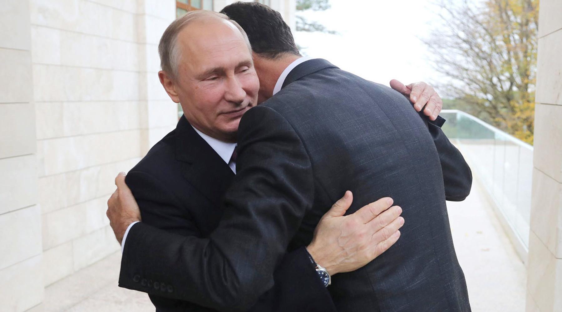 Путин поздравил мировых лидеров с Новым годом