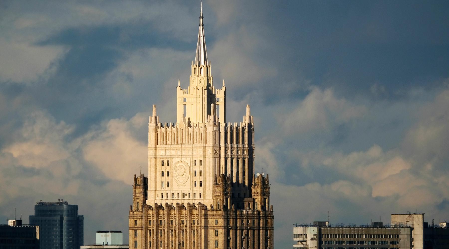 В России ответили на обвинения в поставках нефти КНДР