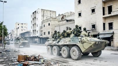 Военные инженеры сводного отряда Международного противоминного центра Вооруженных сил РФ продолжают работу по разминированию территорий
