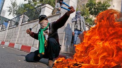 Столкновение палестинцев с израильскими силами безопасности, 8 декабря 2017 года