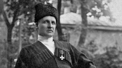 Павел Скоропадский