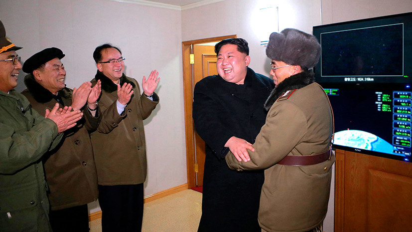Не угроза, а предупреждение: Ким Чен Ын рассказал о «ядерной кнопке» у него на столе
