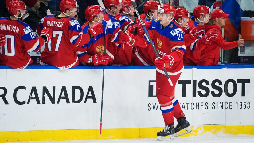 «Сборную США нужно отодвинуть за периметр»: Николишин об игре российской команды на хоккейном МЧМ