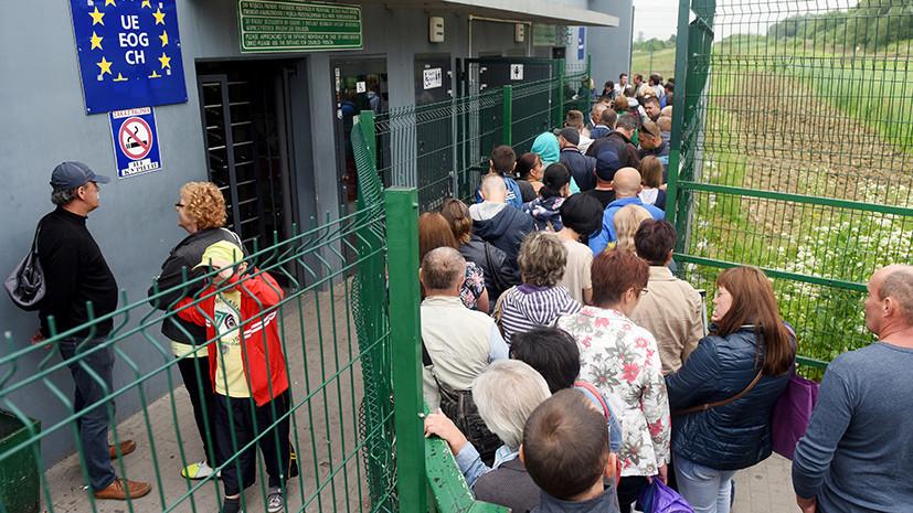 Миграционные предпочтения: зачем Варшаве украинские «беженцы»