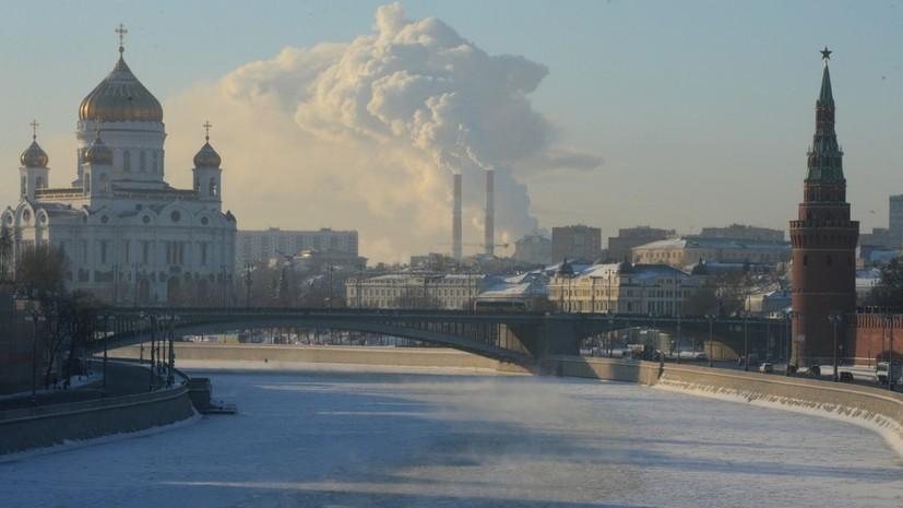Зима после «апреля»: на Центральную Россию надвигается похолодание