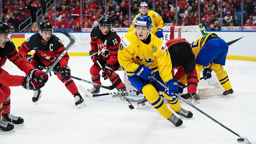 Триумф Канады, выброшенная медаль шведов и падение Белоруссии: чем завершился молодёжный ЧМ по хоккею